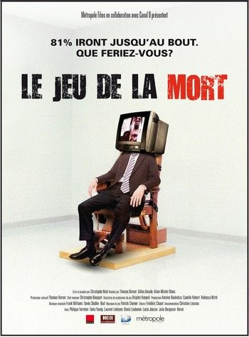[Multi] Le jeu de la mort + Jusqu'où va la télé  [TVRip ]